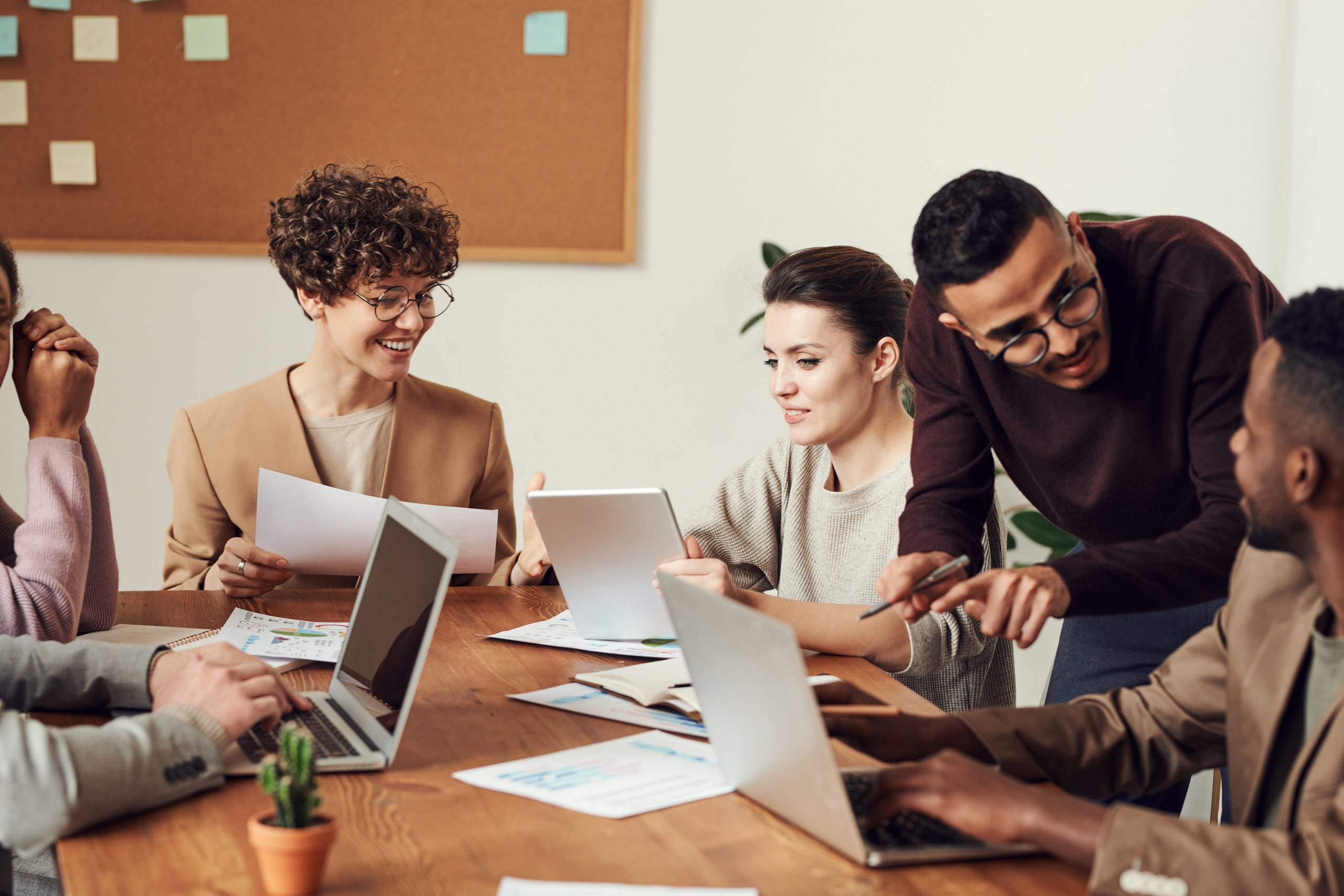 Agile Product Delivery allows for collaboration and change